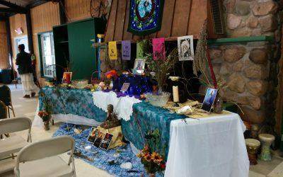 Herbal Retreat Time! Celebrating Plants & Honoring Teachers